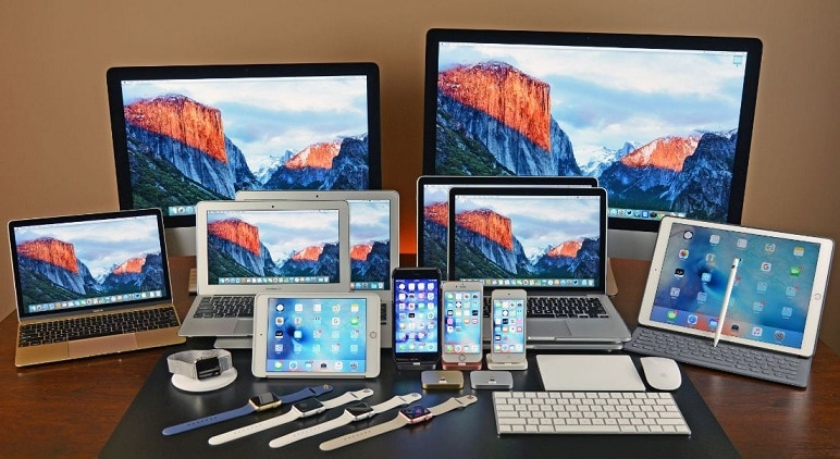 All Apple Devices from Apple in Prime deals
