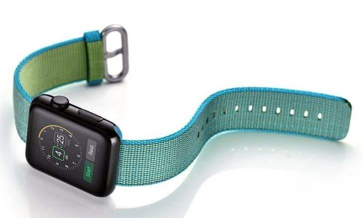Woven Nylon Band for all types of watches