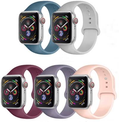 Booyi Apple Watch Band for Women 42mm