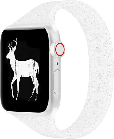 Glebo Silicone Strap for Apple Watch