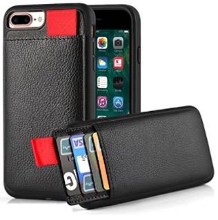 1 iPhone 7 plus card case