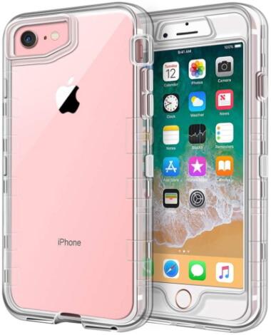Anuck Best iPhone 7 Clear Case