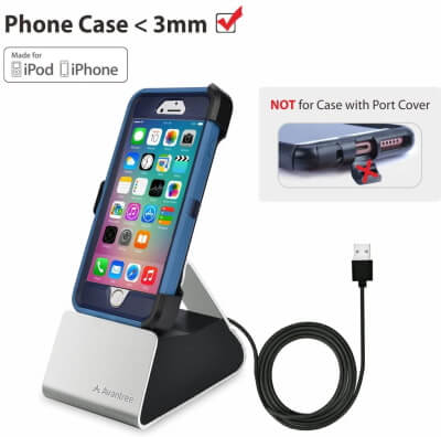 Avantree Docking station for iPhone 7 and iPhone 7 plus