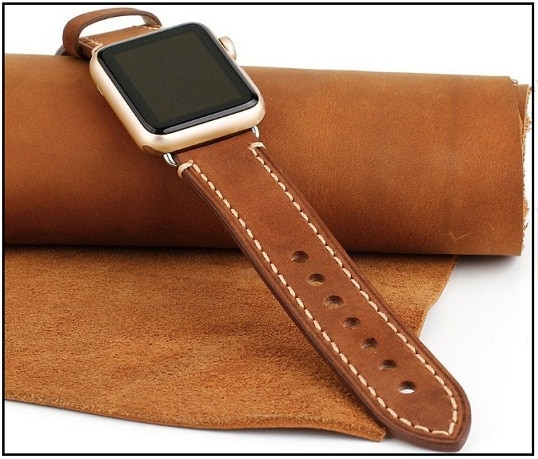 Best Third-party apple watch leather band 2016