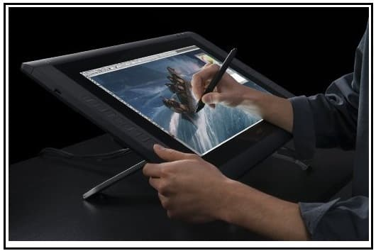 Good Review Drawing Tablet for Photo Editors for mac
