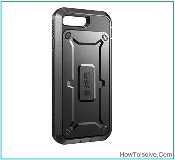 Top Rugged iPhone 7 Plus Holster Case 2016