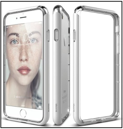 Best iPhone 7 Bumper Cases with bumper feature