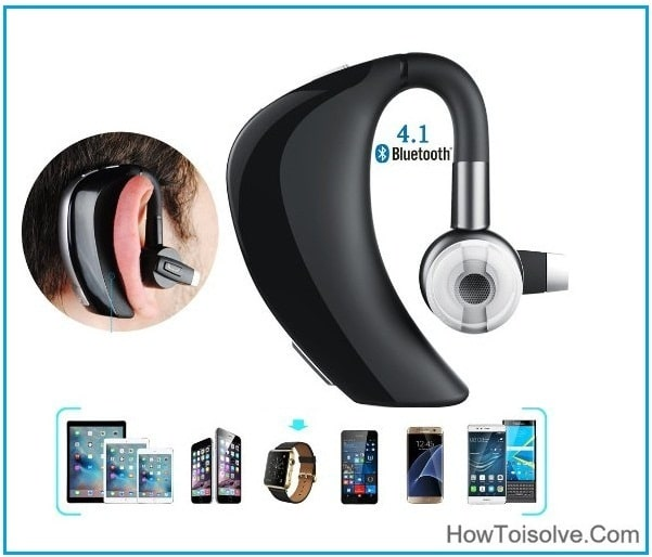 Good quality best Wireless bluetooth 4.1 Hands free for iPhone 7