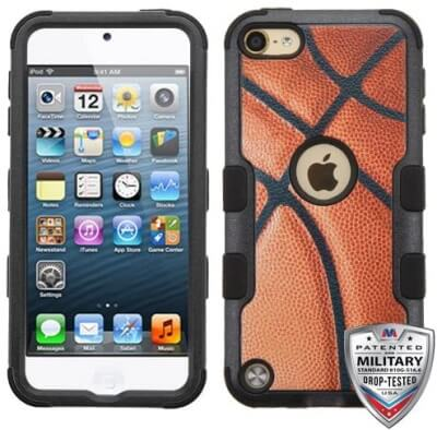 Microseven Hard Armor Shield iPod Touch 6 Case