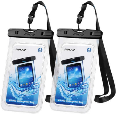 Mpow Fusion Waterproof Dry Bag for iPhone 7 Plus