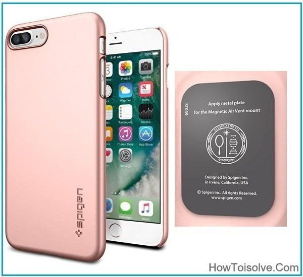 Best iPhone 7 Plus Spigen Case cover