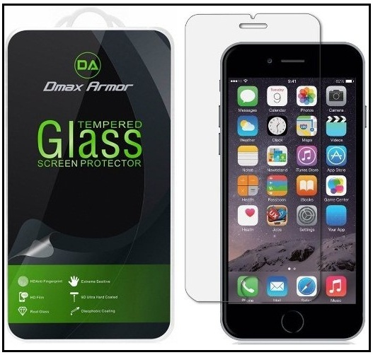 Top best iPhone 7 Tempered Glass Protector – Anti-Fingerprint 2016