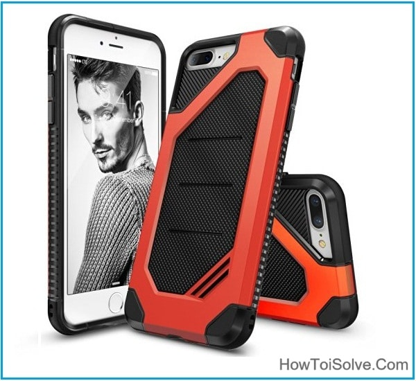 Best Dual Layer Heavy Duty Protection iPhone 7 Plus Case