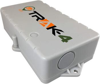 Trak-4 Equipment Tracker for iPhone
