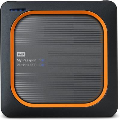 Wireless 1TB storage from WD