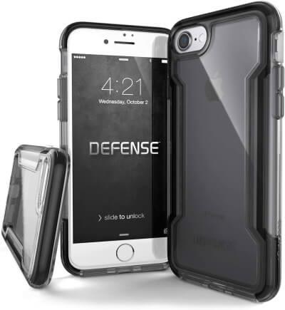 X-Doria Clear Case for iPhone 7