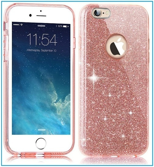 Best iPhone 7 Bling Case for women and girls USA
