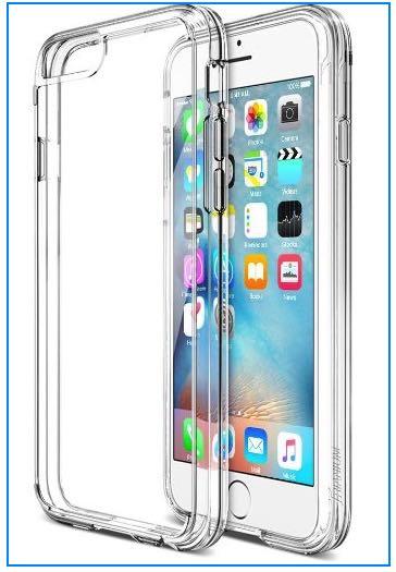 Trianium iPhone 6 Plus clear case in cheap price
