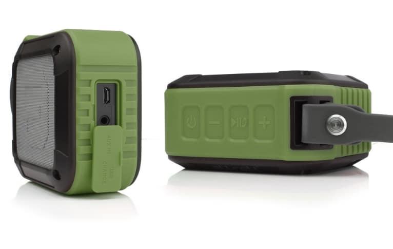 1 aLLreLi Rockman S Bluetooth Speaker iPhone reviews on howtoisolve