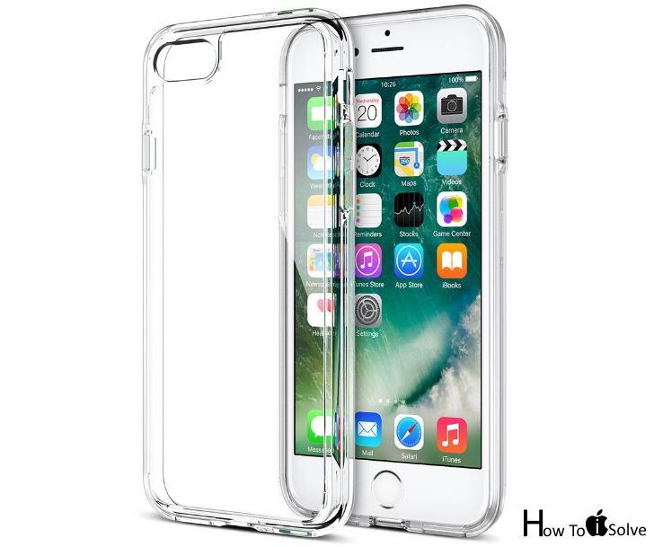 Best iPhone 7 clear cases - transparent Trainium