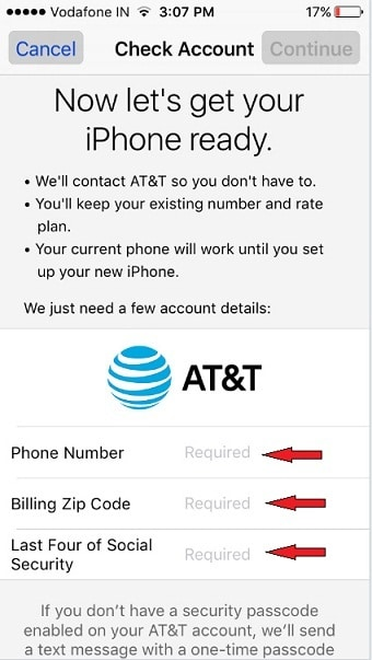 final Step to do Pre-order iPhone 7 or iPhone 7 Plus online using App without error or Apple Website