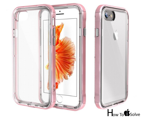 TOZO iPhone 7 Clear case