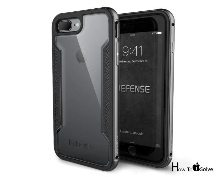 X Doria iPhone 7 Defense Case