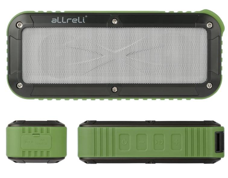 2 aLLreLi Rockman L Bluetooth Speaker reviews on howtoisolve