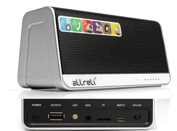aLLreLi Ultra-Portable Speaker reviews and Buying Guide