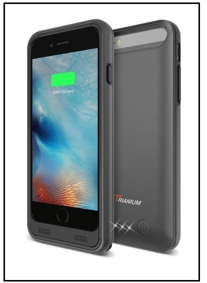Trianium Best Battery Case for iPhone 7