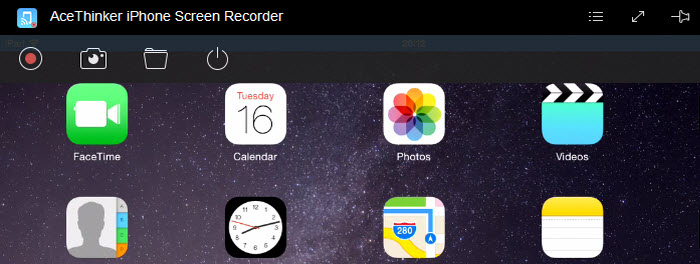Mirror from iOS device to Mac or PC