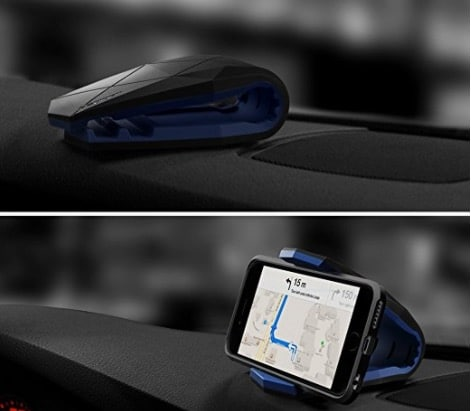 Spigen Kuel Stealth Car Phone Mount for iPhone 7