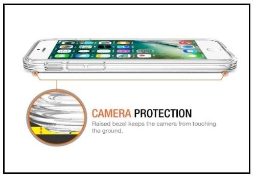 trainium good clear iphone 7 plus case premium protection