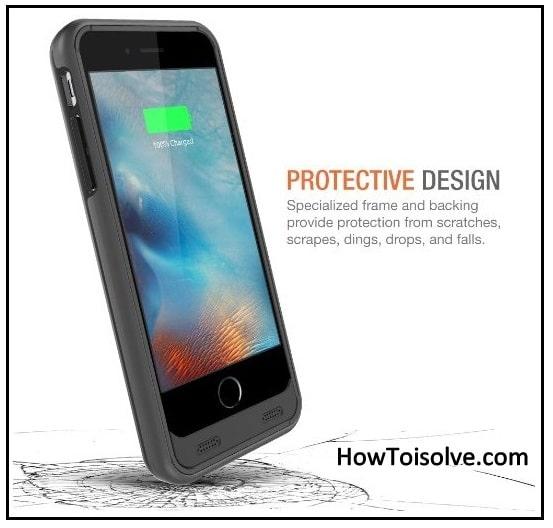 Trianium best Battery case for iPhone 7 Plus