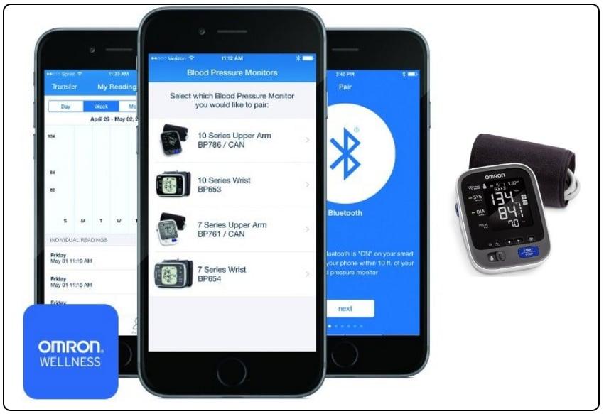 measure Blood pressure on iPhone 7 or 7 Plus