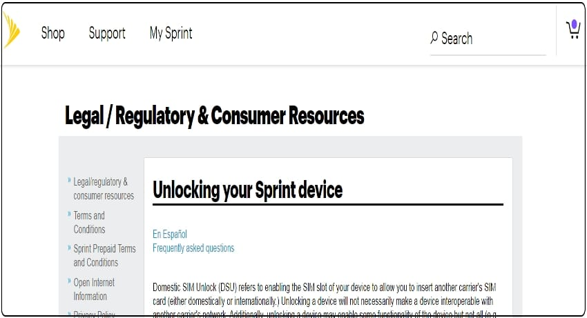 unlock iPhone 7 and 7 Plus from Sprint copy