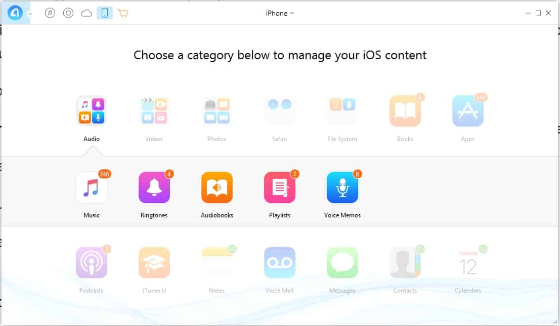 7 Extract iPhone backup and access using Tools