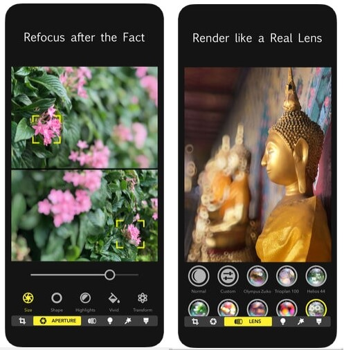Depth effect by Focos for All iPhones