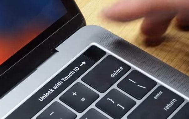 1 How to unlock Macbook Pro with Touch ID