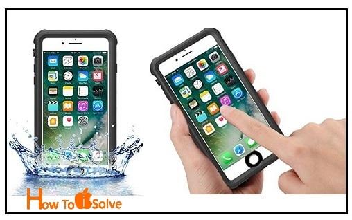 Sparin Waterproof Case iPhone 7 IP68 certified