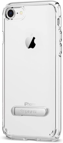 Spigen case for iPhone 7 with a kickstand feature