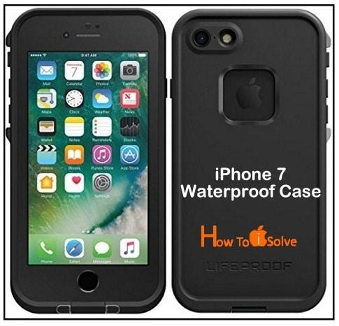 iPhone 7 Waterproof case lifeproof