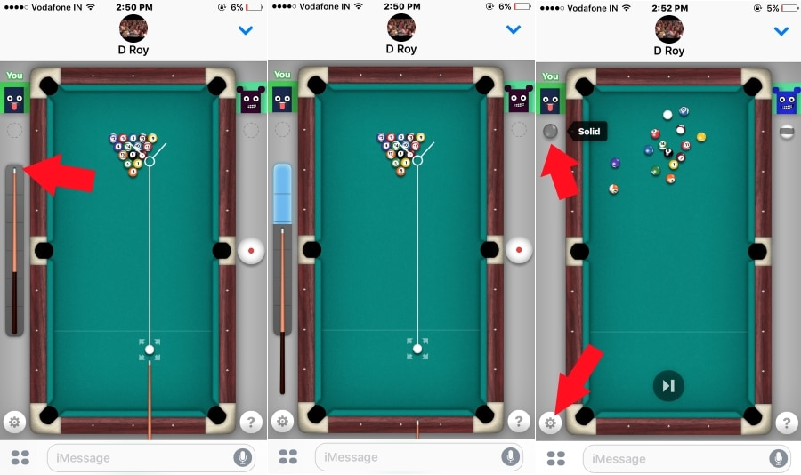 1 8 Ball Pool iPhone game guide and tips for iPhone