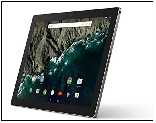 Google Pixel C Android the iPad Pro Alternatives Android Tablet 2016-2017