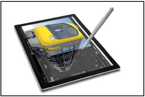 Best iPad Pro Alternatives Windows tablet 2017
