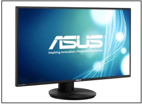 1 ASUS monitor for Mac Mini