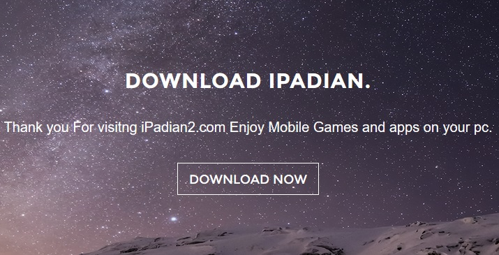 Use ipadian for iMessage in Windows PC or Desktop