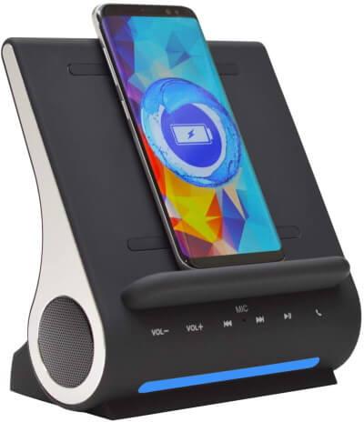 Azpen– iPhone iPad Speaker Docking Station
