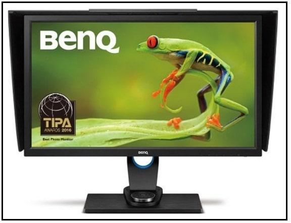 BenQ the best Photo & Video Editing for Mac Mini i5 and i7 mac mini