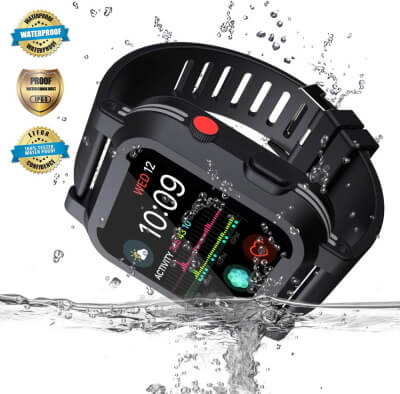 EFFUN Apple Watch Waterproof Case
